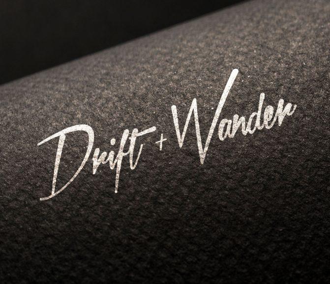 Drift + Wander